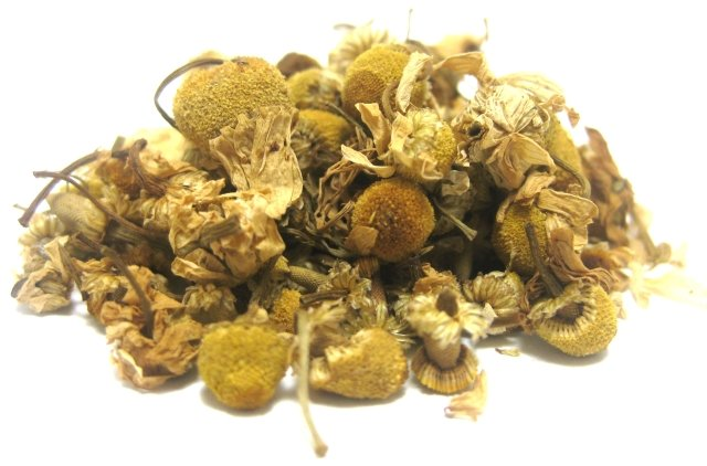 Chamomile Flowers Herbs Nuts