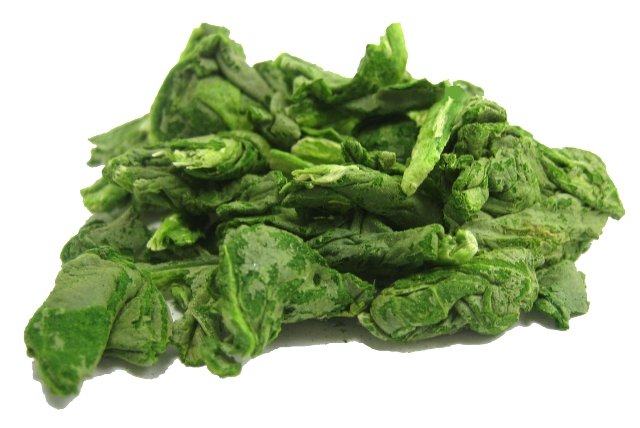 Freeze-Dried Spinach | Freeze Dried Vegetables | Nuts com
